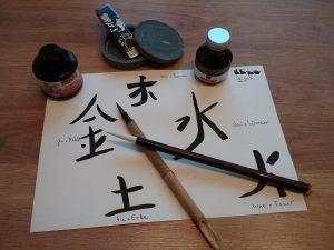 Chinesische Kalligrafie