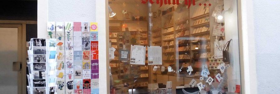 Ein Papierladen zum Verlieben
